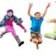 Bild mehrere Kinder ab 10 Jahren beim Sport