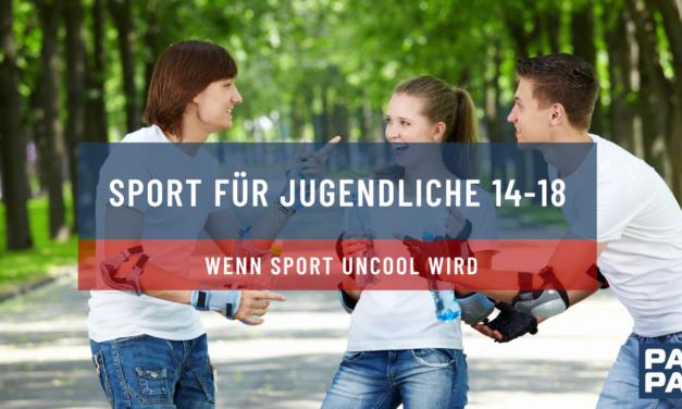Sport für Jugendliche 14-18