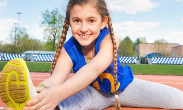 Sport für Kinder zwischen 6 und 9 Jahren