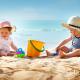 Bild kinder am strand