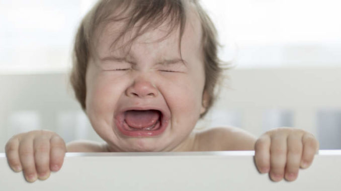 Trotzphase bei Kindern