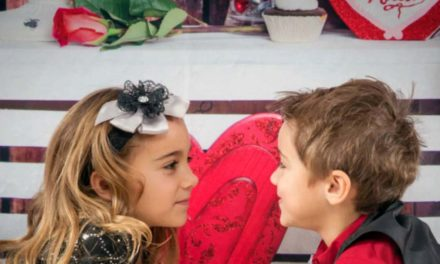 Valentinstag mit Kindern