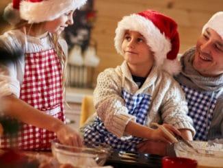 Bild Weihnachten feiern - Tipps für Väter