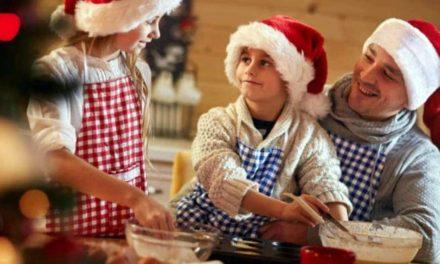 Weihnachten feiern mit Kindern