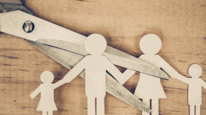 Dem Kind die Scheidung vermitteln