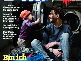 Bild des Covers der Mens Health Dad