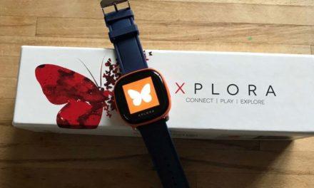 XPLORA Smartwatch: Die smarte Uhr für Kinder (+ Gewinnspiel)