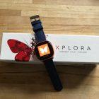 XPLORA Smartwatch: Die smarte Uhr für Kinder (+ Gewinnspiel) (Anzeige)