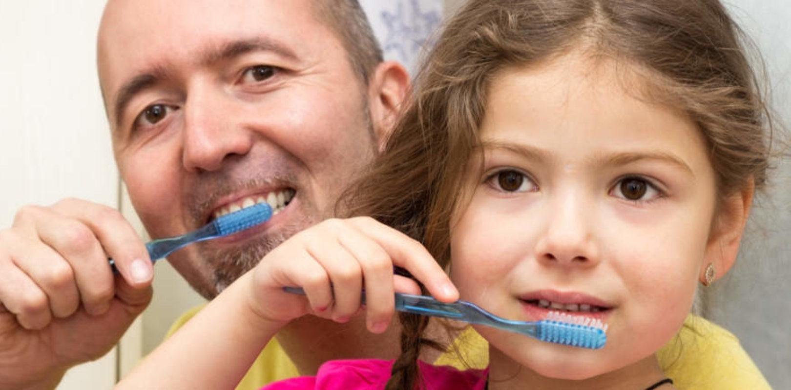 Zahnpflege bei Kindern
